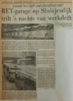 19550203-A-RET-garage-tril-s-nachts-van-werkdrift, Verzameling Hans Kaper