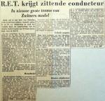 19550404 RET krijgt zittende conducteur