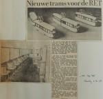 19550511-Nieuwe-trams-voor-de-RET, Verzameling Hans Kaper