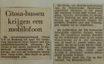 19551124-Mobilofoon-voor-Citosa-bussen, Verzameling Hans Kaper