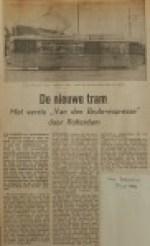 19561207-De-nieuwe-tram