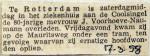19580317 Vrouw onder de tram Mauritsweg