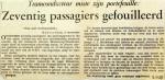 19581103 Zeventig passagiers gefouilleerd
