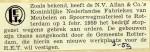 19590301 Allan stopt wegens gebrek aan orders