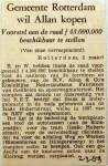 19590302 Gemeente Rotterdam wi Allan terrein kopen