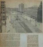19600919-De-Coolsingel-net-voor-de-metroaanleg-HVV