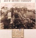19611121 bouw metro vordert