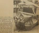 19621013-Aanrijdinf-RTM-tram-vrachtauto-HVV