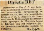 19621122 Directie RET