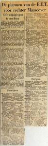 19630330 RET plannen rechter Maasoever