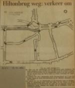 19641019-Hiltonbrug-weg-verkeer-om-HVV