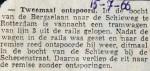 19660715 Lijn 3 twee maal ontspoord.