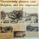 19661214 24 plannen voor het Hofplein