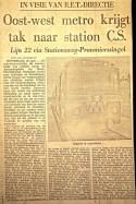 19670420 -A- Oost west naar CS (Maasbode)