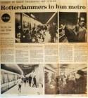 19680104 Rotterdammers in hun metro