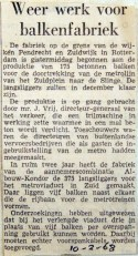 19680210 Weer werk voor balkenfabriek