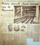 19680215 Metro streelt chauvinisme van de Maasstad