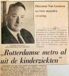 19680420 Rotterdamse metro uit de kinderziekten