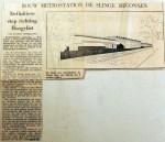 19680425 Bouw metrostation Slinge begonnen