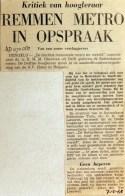 19680507 Remmen metro in opspraak (AD)