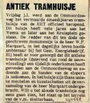 19680619 Antiek tramhuisje