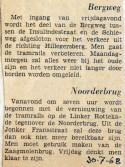 19680730 Mergweg en Noorderbrug afgesloten
