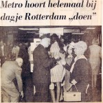 19680815 Metro hoort bij dagje Rotterdam