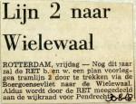 19680830 Lijn 2 naar de Wielewaal