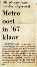 19680910 Metro Oost in 67 klaar