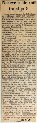 19680920 Nieuwe route tramlijn 8