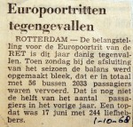 19681001 Europoortritten tegengevallen