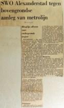 19681001 SWO Akexanderstad tegen bovengrondse aanleg (RN)