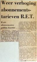 19681005 Weer verhoging abonnementstarieven