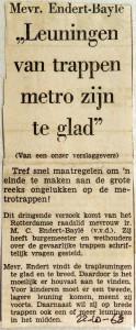 19681028 Leuningen metrotrappen zijn te glad