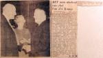 19681031 RET nam afscheid van Van der Knaap