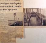 19681113 Dagen van prive-taxi zijn geteld