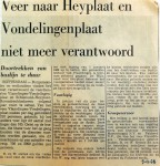 19681205 Veer Heyplaat en Vondelingenplaat niet meer verantwoord