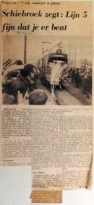 19690128 Schiebroek zegt lijn 5 fijn dat je er bent