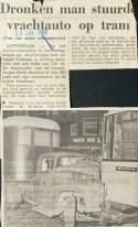 19690130 Dronken man stiirde vrachtauto op tram.