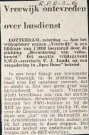 19690308 Vreewijk ontevreden.