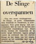 19690310 De Slinge overspannen