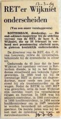 19690313 RET-er Wijkniet onderscheiden