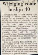 19690315 Wijziging lijn 40.