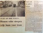 19690324 Binnen witte strepen vrije baan voor de tram
