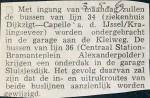 19690503 34 ondergebracht op Kleiweg.