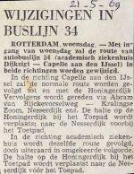 19690521 Wijziging lijn 34.