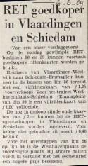 19690604 Goedkoper in Schiedam en Vlaardingen.