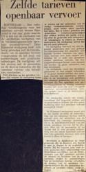 19690612 Zelfde tarieven.