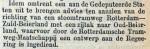 0205 Advies Rdam - Zuid-Beijerland. (RN)