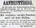 18790725 Aanbesteding mest verwijderen. (RN)